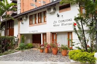 La Campana Hotel Boutique, Calle 11 A 31 A -70,