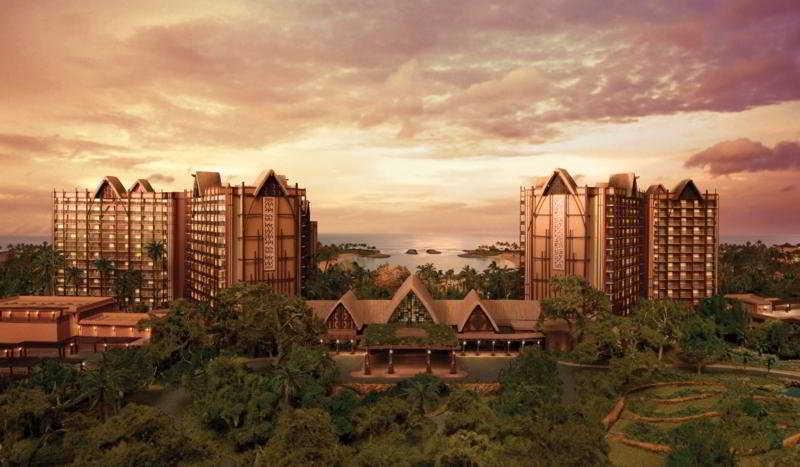 Aulani, A Disney Hotel & Resort