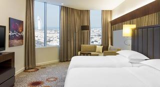 Sheraton Dubai Mall of the Emirates Hotel - Zimmer