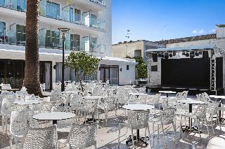 Roc Hotel Boccaccio - Terrasse