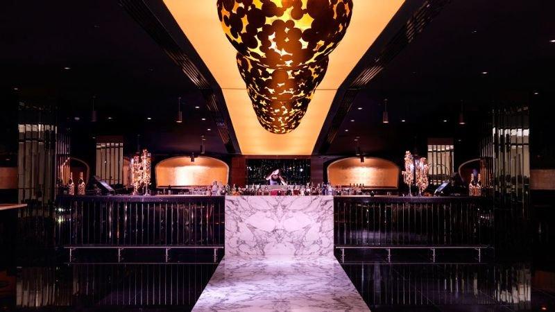 Fairmont Bab Al Bahr Abu Dhabi - Bar