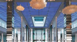 Fairmont Bab Al Bahr Abu Dhabi - Diele
