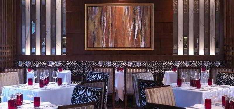 Fairmont Bab Al Bahr Abu Dhabi - Restaurant