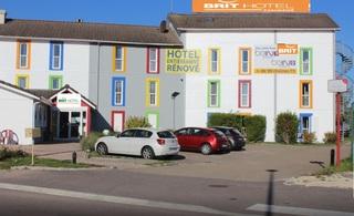 Brit Hotel Troyes Aéroport, Rue Rene Descartes,6