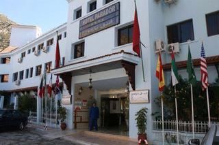 Parador, Place El Makhzen,