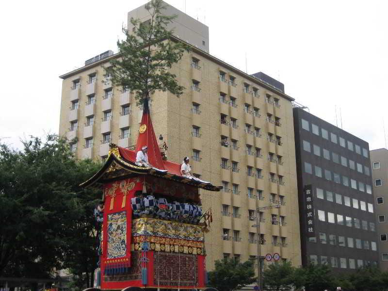 Gimmond Kyoto, Kikkoya-cho, Oikedori Takakura…