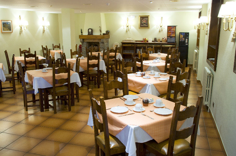 Santa Barbara de la Vall de Ordino - Restaurant