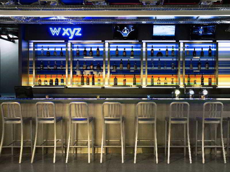 Aloft Brussels Schuman - Bar