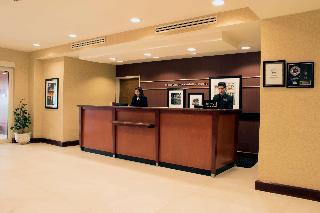 Hampton Inn By Hilton Ciudad Victoria - Diele