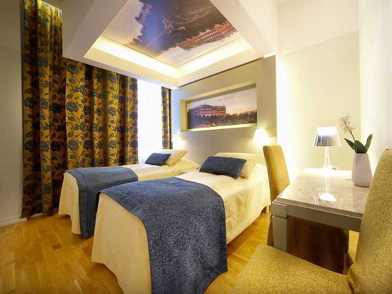 Hotel Opera - Zimmer