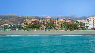 Iberostar Málaga Playa - Strand