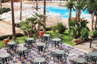 Iberostar Málaga Playa - Terrasse