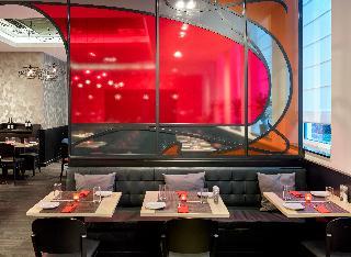 Park Inn by Radisson Brussels Midi - Restaurant
