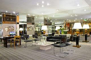 Bisonte Palace Hotel - Diele