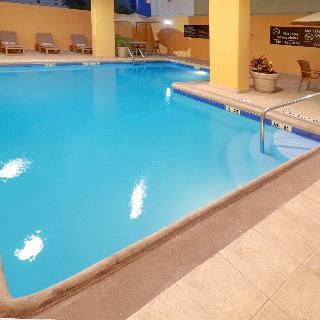 Hampton Inn By Hilton Reynosa Zona Industrial - Pool