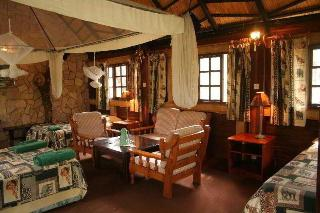 Sikumi Tree Lodge, Bordering Hwange National…