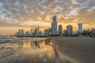 Dann Cartagena - Strand