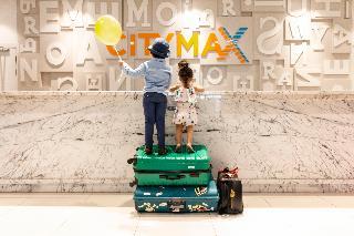 Citymax Hotel Al Barsha at the Mall - Diele