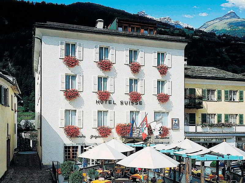 Minotel Suisse, Via Da Mez,151