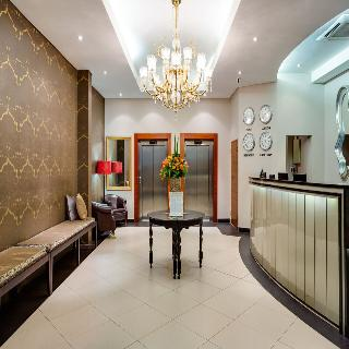 The Rockwell Luxury Suites - Diele