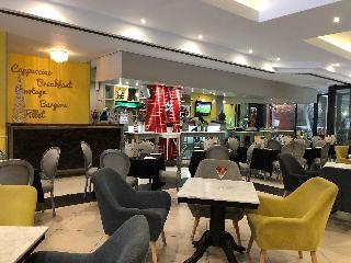 The Rockwell Luxury Suites - Restaurant