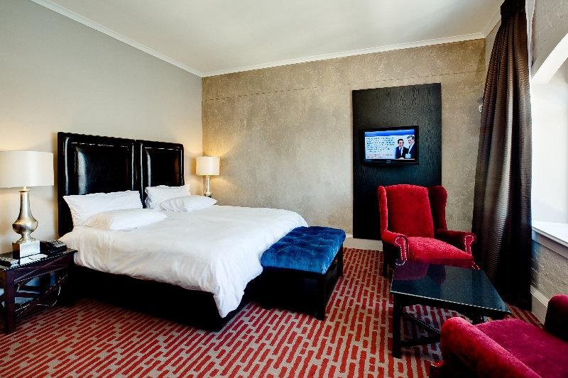 Victoria & Alfred Hotel - Zimmer
