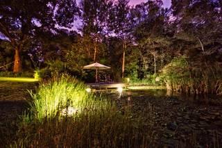 Bloomestate Swellendam - Terrasse