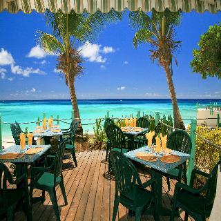 Coral Mist Beach Hotel - Restaurant