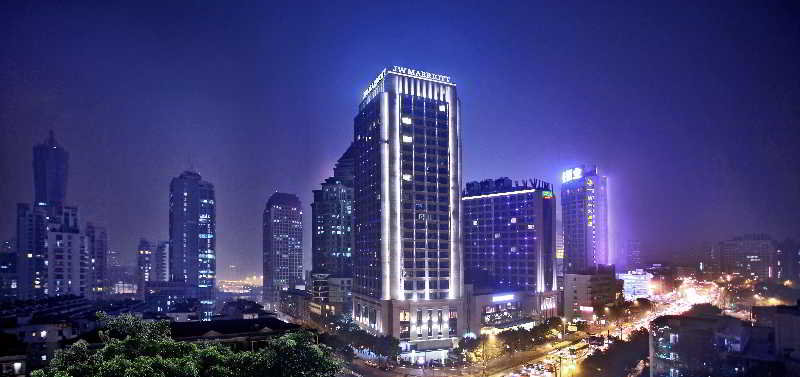 JW Marriott Hotel Hangzhou, 28 South Hushu Road Hangzhou…