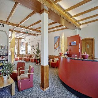 Sorell Hotel Asora - Diele