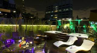 Lennox Hotel Buenos Aires - Terrasse