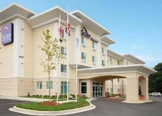 Washington Dc Hotels:Sleep Inn & Suites