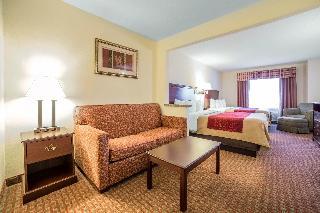 Comfort Inn & Suites, 2622 Commercial Way,