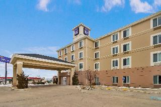 Sleep Inn & Suites, 4031 Cheyenne Blvd.,