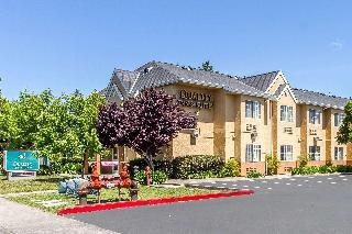 Quality Inn & Suites, 3000 Santa Rosa Ave,