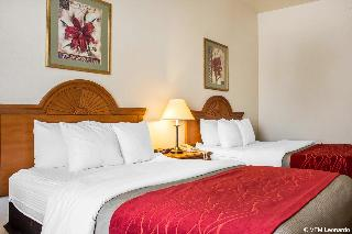 Comfort Inn & Suites, 10553 South Fortuna Road,