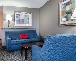 Comfort Suites Near…, 1814 Ennis Joslin Rd,