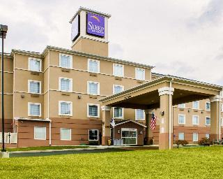 Sleep Inn & Suites, 631 South Eisenhower Blvd…