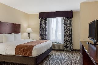 Comfort Suites Hotel…, North Elk Vale Road,1333
