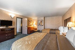 Comfort Inn & Suites, 450 N Sperry Drive,450