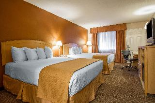 Quality Inn & Suites, 16855 Harlan Road,16855