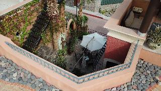 Posada Del Cortes - Terrasse