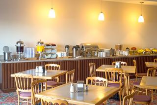 Brio Inn - Restaurant
