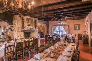Mision Cerocahui - Restaurant