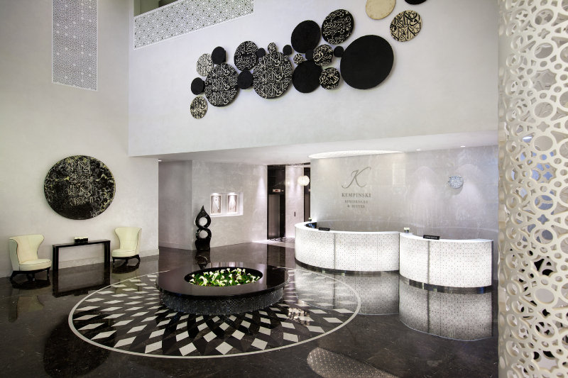 Kempinski Residences and Suites, Doha - Zimmer