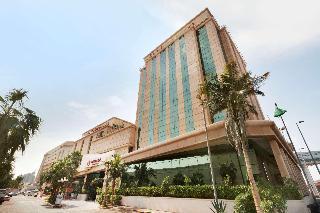 Ramada Continental Jeddah, Palastine Street P.o.box…