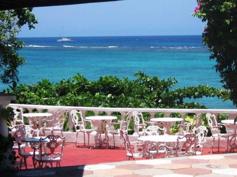 Silver Seas Hotel - Terrasse