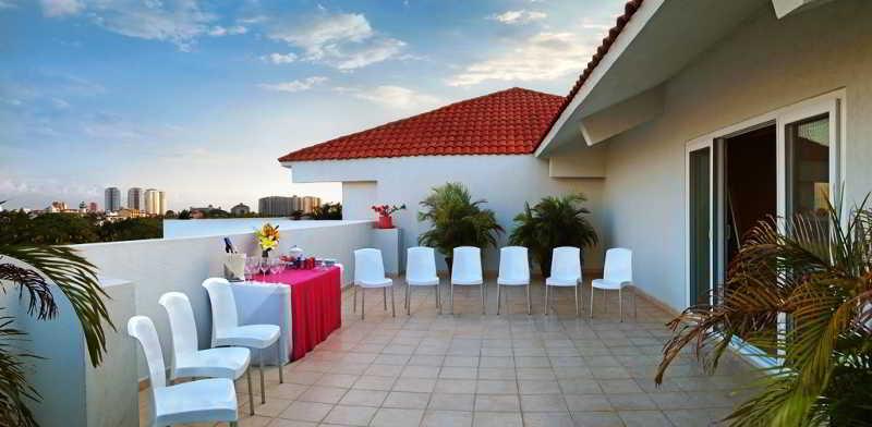 Comfort Inn Puerto Vallarta - Terrasse