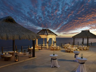 Grand Solmar Land End Resort & Spa - Terrasse