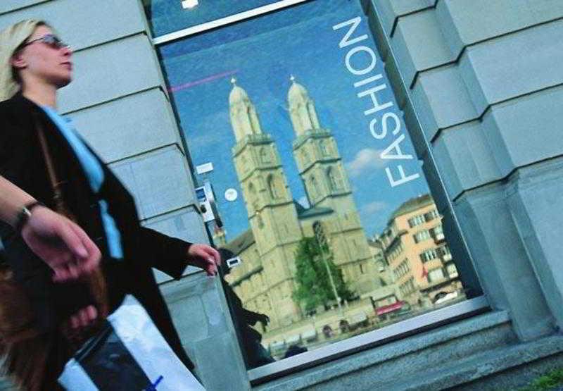 Renaissance Zurich Hotel - Generell